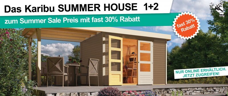 Summer House Aktion